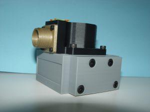 Servo valve imprimée en 3D